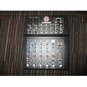 Harbinger L802 8 CHANNEL MIXER Unpowered Mixer