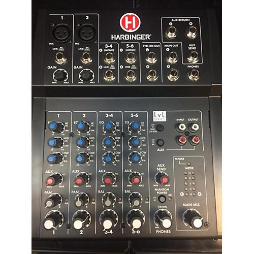 Harbinger L802 Digital Mixer-thumbnail