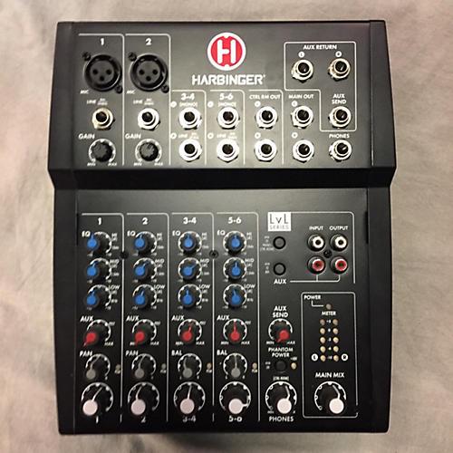 Harbinger L802 Unpowered Mixer-thumbnail