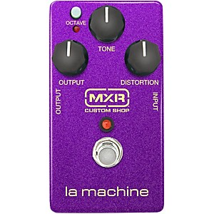 MXR Custom Shop LA Machine Fuzz Guitar Effects Pedal