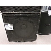 EAW LA118Z Unpowered Subwoofer