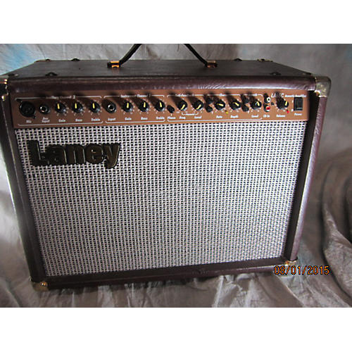 Laney LA65C Brown Acoustic Guitar Combo Amp