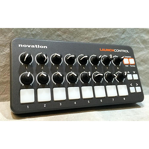 Novation LAUNCH CONTROL MIDI Controller-thumbnail