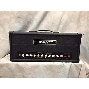 Pre-owned Hiwatt LB100 Tube Bass Amp Head by Hiwatt