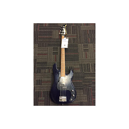 Silvertone LB11 Electric Bass Guitar-thumbnail