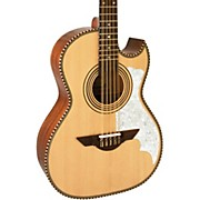 H. Jimenez LBQ2E El Musico (The Musician) Full Body Bajo Quinto Acoustic-Electric Guitar
