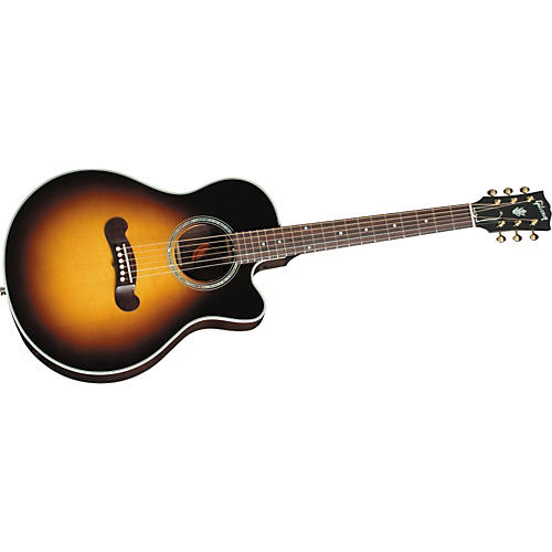 Gibson LC-1 Cascade Rosewood Acoustic-Electric Guitar-thumbnail