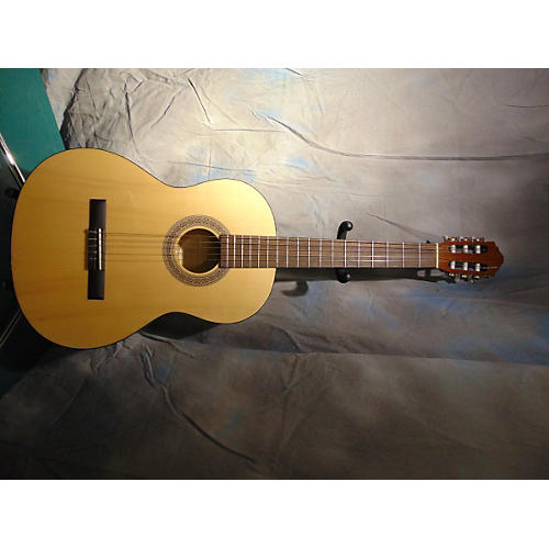 Lucero LC-100S Natural Classical Acoustic Guitar