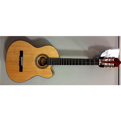 Lucero LC100CE Classical Acoustic Electric Guitar-thumbnail