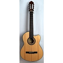 Lucero LC100CE Classical Acoustic Electric Guitar