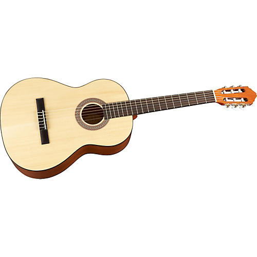 Lucero LC100S Solid-Top Classical Acoustic Guitar Natural