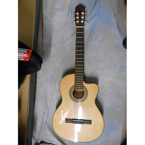Lucero LC150SCE Classical Acoustic Electric Guitar-thumbnail