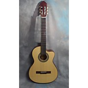 Lucero LC150SCE Classical Acoustic Guitar