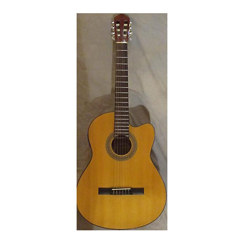 Lucero LC200CE Classical Acoustic Electric Guitar-thumbnail