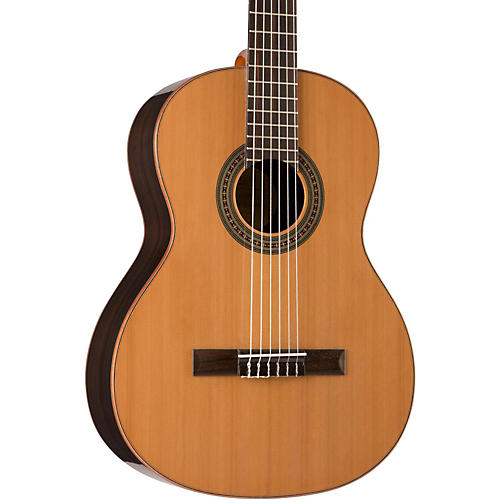 Lucero LC200S Solid-Top Classical Acoustic Guitar-thumbnail