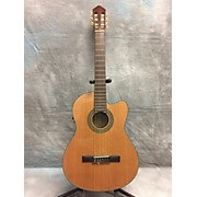 Lucero LC200SCE Classical Acoustic Electric Guitar
