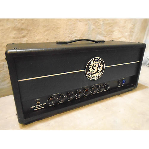 Jet City Amplification LCA50H Tube Guitar Amp Head