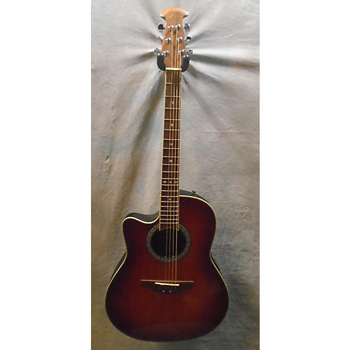 Ovation LCC 047 Acoustic Electric Guitar-thumbnail