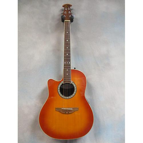 Ovation LCC047 Celebrity Left Handed Acoustic Electric Guitar