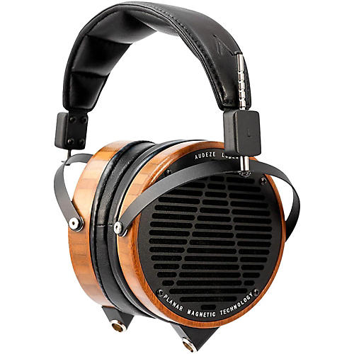 Audeze LCD-2 Headphone with Bamboo Rings-thumbnail