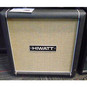 Pre-owned Hiwatt LCH 1X12 Guitar Cabinet by Hiwatt