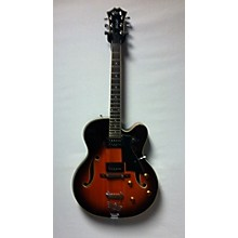 Cort LCS2 Hollow Body Electric Guitar
