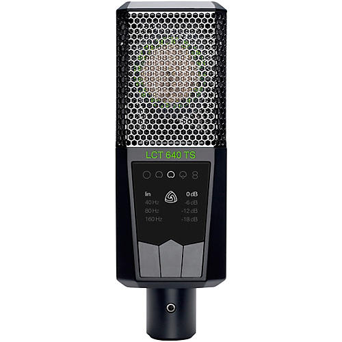 Lewitt Audio Microphones LCT 640 S Multi-Pattern Large-Diaphragm Condenser Microphone with Shockmount-thumbnail