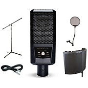 Lewitt Audio Microphones LCT VS1 Stand Pop Filter and Cable Kit