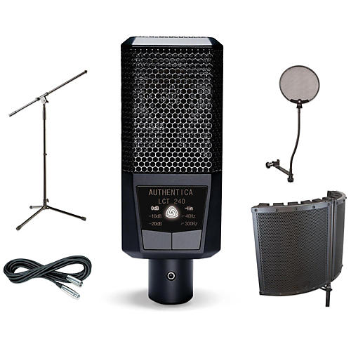 Lewitt Audio Microphones LCT VS1 Stand Pop Filter and Cable Kit-thumbnail