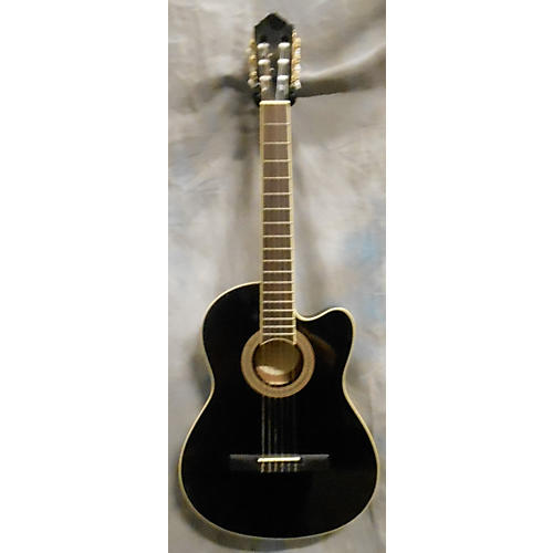 Lucero LCT250CE Classical Acoustic Electric Guitar