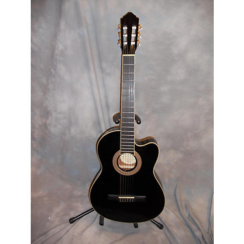 Lucero LCT250CE Classical Acoustic Electric Guitar-thumbnail