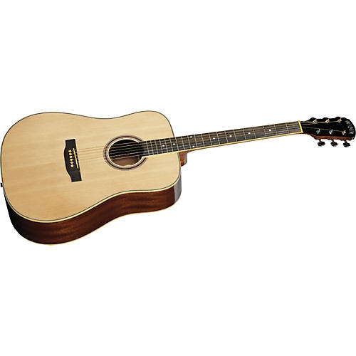 Great Divide LD-1 Dreadnought Spruce Top Acoustic Guitar-thumbnail