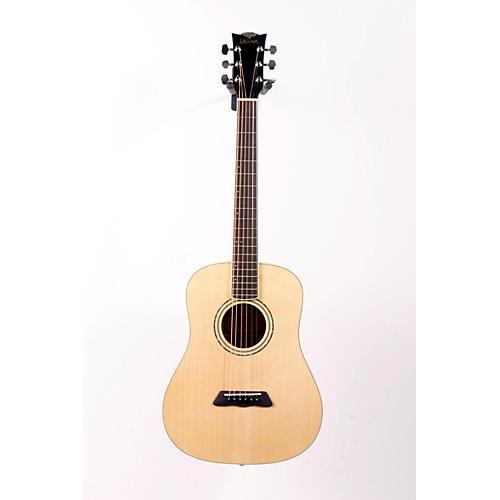 Laguna LD Series LD1 Little Brat 3/4 Acoustic Guitar Natural 886830988202
