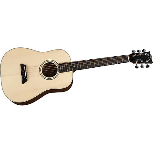 Laguna LD Series LD1 Little Brat 3/4 Acoustic Guitar Natural