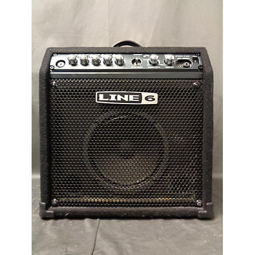 Line 6 LD15 Lowdown 15W 1X8 Bass Combo Amp