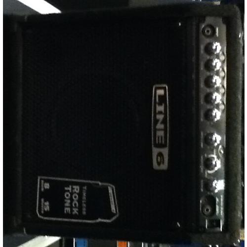 Line 6 LD15 Lowdown 15W 1X8 Black Bass Combo Amp
