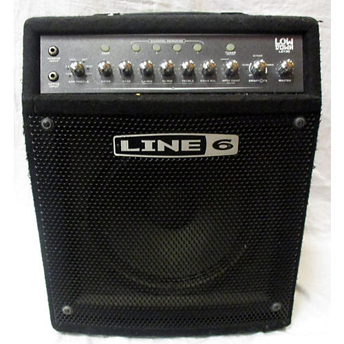Line 6 LD150 LOW DOWN Bass Combo Amp-thumbnail