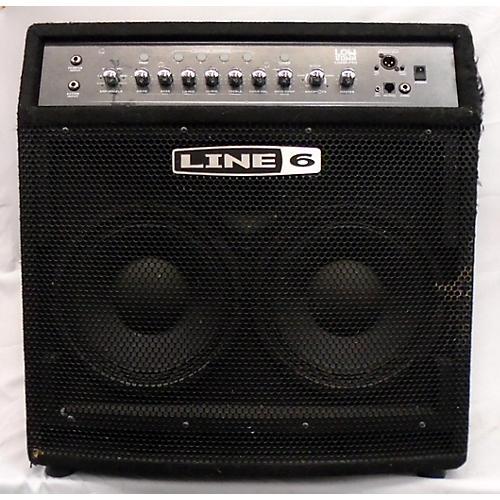 Line 6 LD400 Pro Bass Combo Amp