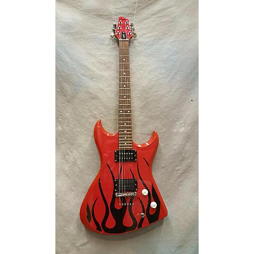 Washburn LDD10 Solid Body Electric Guitar