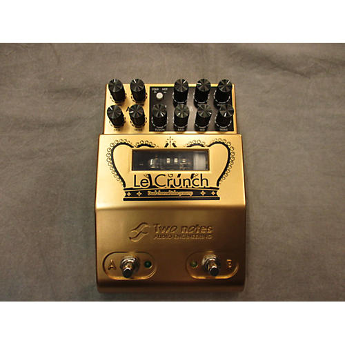 Two Notes Audio Engineering LE PREAMP LE CRUNCH Effect Pedal