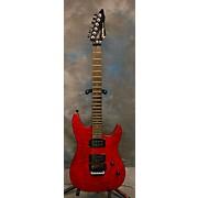 Laguna LE400QRD Solid Body Electric Guitar