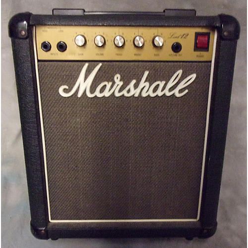 Marshall LEAD 12 Guitar Combo Amp-thumbnail
