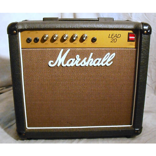 Marshall LEAD 20 Guitar Combo Amp-thumbnail