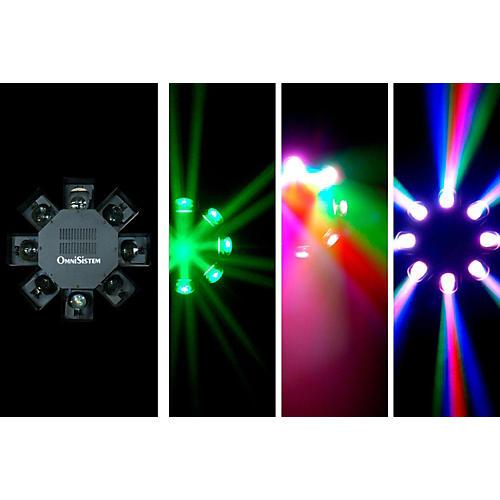 OmniSistem LED Dancer Intelligent Light Effect Black