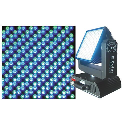 Omnisistem LED E-Color Moving Yoke DMX LED Panel