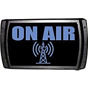 """American Recorder Technologies LED """"ON AIR"""" Sign - Blue"""
