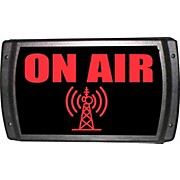 """American Recorder Technologies LED """"ON AIR"""" Sign - Red"""