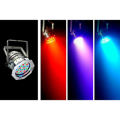 CHAUVET DJ LED PAR 56-24 PAR Can Chrome-thumbnail