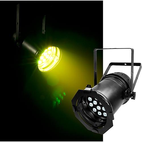 Chauvet LED PAR 64 Tri LED Par Can Black