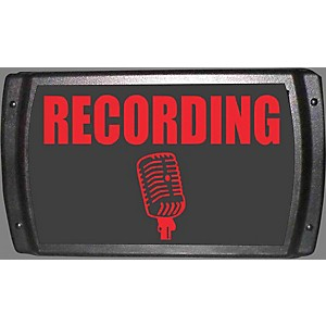"American Recorder Technologies LED ""Recording"" Sign - Red by American Recorder Technologies"